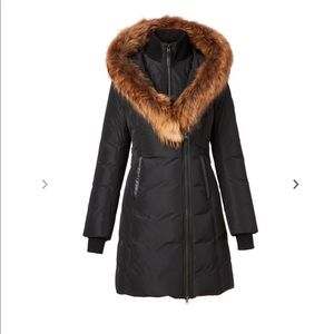 Mackage Kay Down Coat with Fur Hood